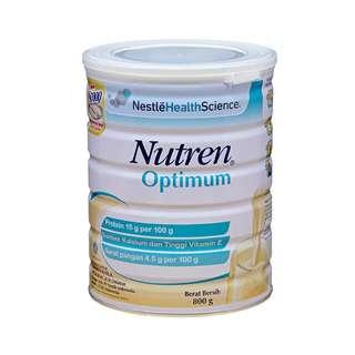 Nutren Optimum 800 gram