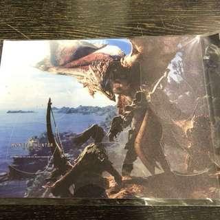 Monster Hunter World - PS4 Controller Skin / Sticker