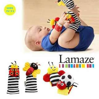 Lamaze Wrist and Foot Finder - TY51