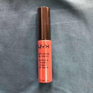 Cannes NYX Soft Matte Lip Cream