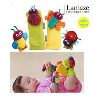 Lamaze Wrist and Foot Finder - TY52