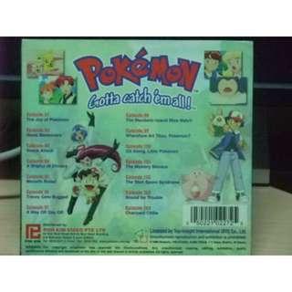 Pokemon VCD Total 11 Discs