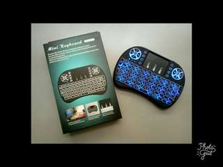 💥CHEAPEST💥 Air Mouse Mini Wireless Keyboard With 3 Backlight 💡