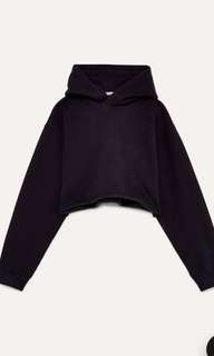 Tna cropped hoodie