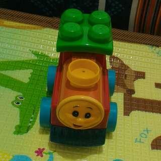 Kereta Megablocks