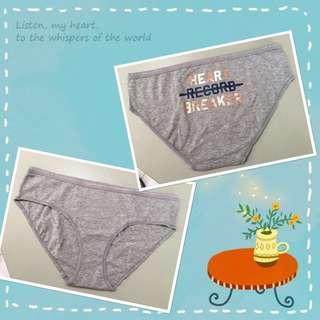 Victoria's Secret HEART RECORD BREAKER Underwear Panty