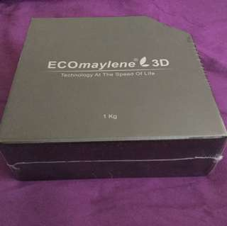 ECOmaylene 3D printer Filament (BNIB)