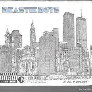 MY PRELOVED CD - BEASTIE BOYS- TO THE FIVE BOROUGH/ FREE DELIVERY (F7H))
