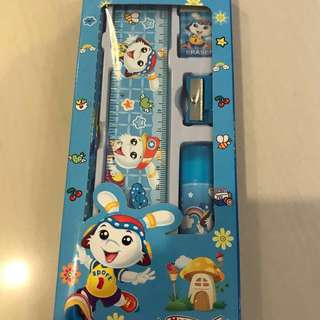 4-in-1 Stationery set for Children's party gifts