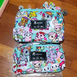 Jujube Unikiki 2.0 Large and Medium pc set