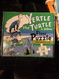 Dr Seuss puzzle