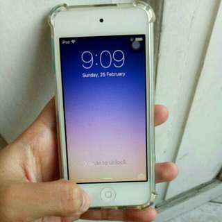 FOR SALE Itouch 5th gen 32gb