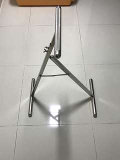 Stainless Steel Macaw stand