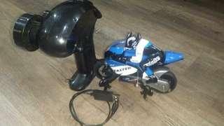 RC Superbike Gyro