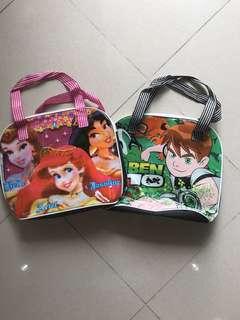 Tas anak (harga untuk 2 tas)