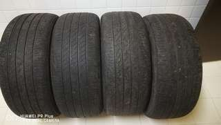 Tayar Second 235/50/18 Michelin Primacy Sport PS3