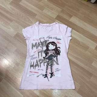 Girl's Tshirt
