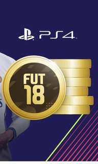 Fifa 18 Coins for PS4