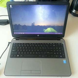 "15"" HP (4th gen i5 core) Laptop"