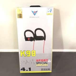 Piblue K98 earplugs sports