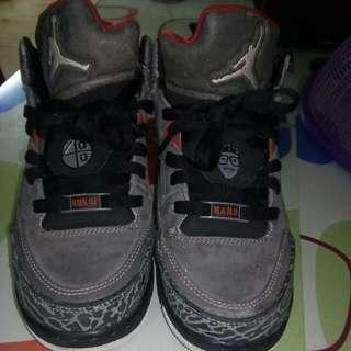 authentic michael jordan rubber shoes son of mars