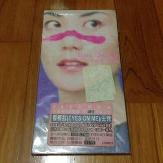 王菲 Eyes On Me CD 1999