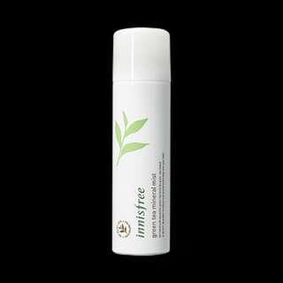 Innisfree Green Tea Mineral Mist50ml