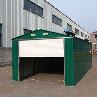 Single Car Garage or Shed with Roller Door