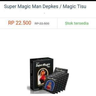 Tisu Super Magic 1 Kotak