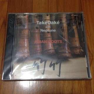 竹竹 Asian Roots CD 1998 (USA)