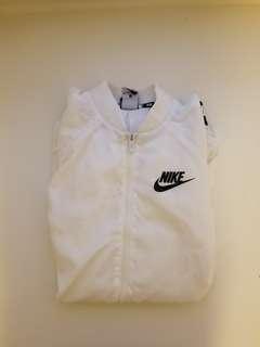 Nike windbreaker light bomber jacket