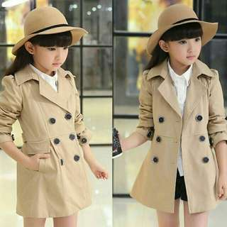 Coat marlion kid coksu