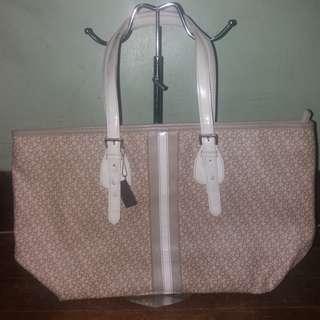 DKNY pvc tote bag original