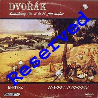 classical Vinyl LP, used, 12-inch original pressing