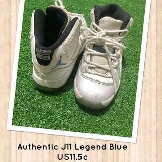 Legend Blue J11