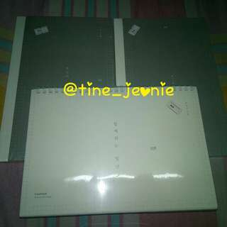 BTS SEASONS GREETING DIARY AND CALENDAR