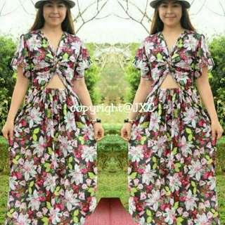 Bernadette Maxi Dress