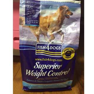FISH 4 DOGS SUPERIOR WEIGHT CONTROL (SMALL BITE)