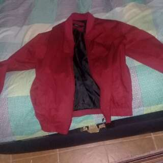 Authentic f&h bomber jacket small but fits medium *repriced!