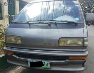 Toyota lite ace van diesel