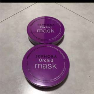 Sephora - Orchid Mask (2 Boxes)