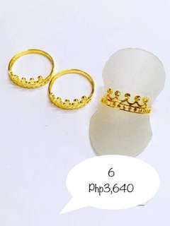 Pawnable Ring