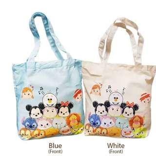 Tsum Tsum Canvas Tote Bag