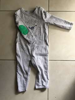 Sleepsuit cotton on