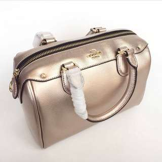 NEW! COACH Mini Benett Satchel Original
