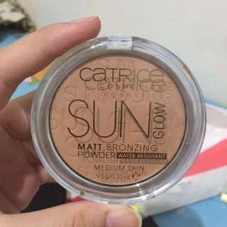 Repriced (NEW) Catrice Bronzer for Medium Skin