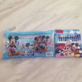 Children party goodies bag - Mickey Mouse