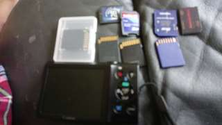 Canon 16.0 mega pixel withsd card