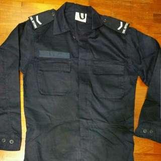 SCDF Full Uniform