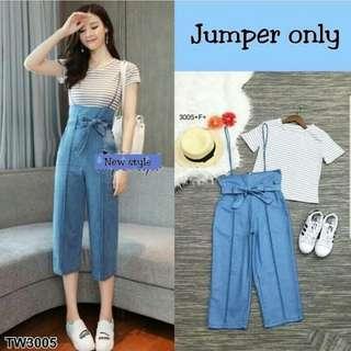 Jumper only